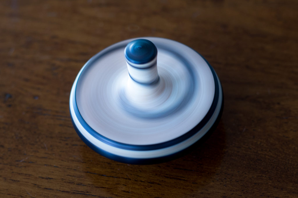 Maple Spin Top