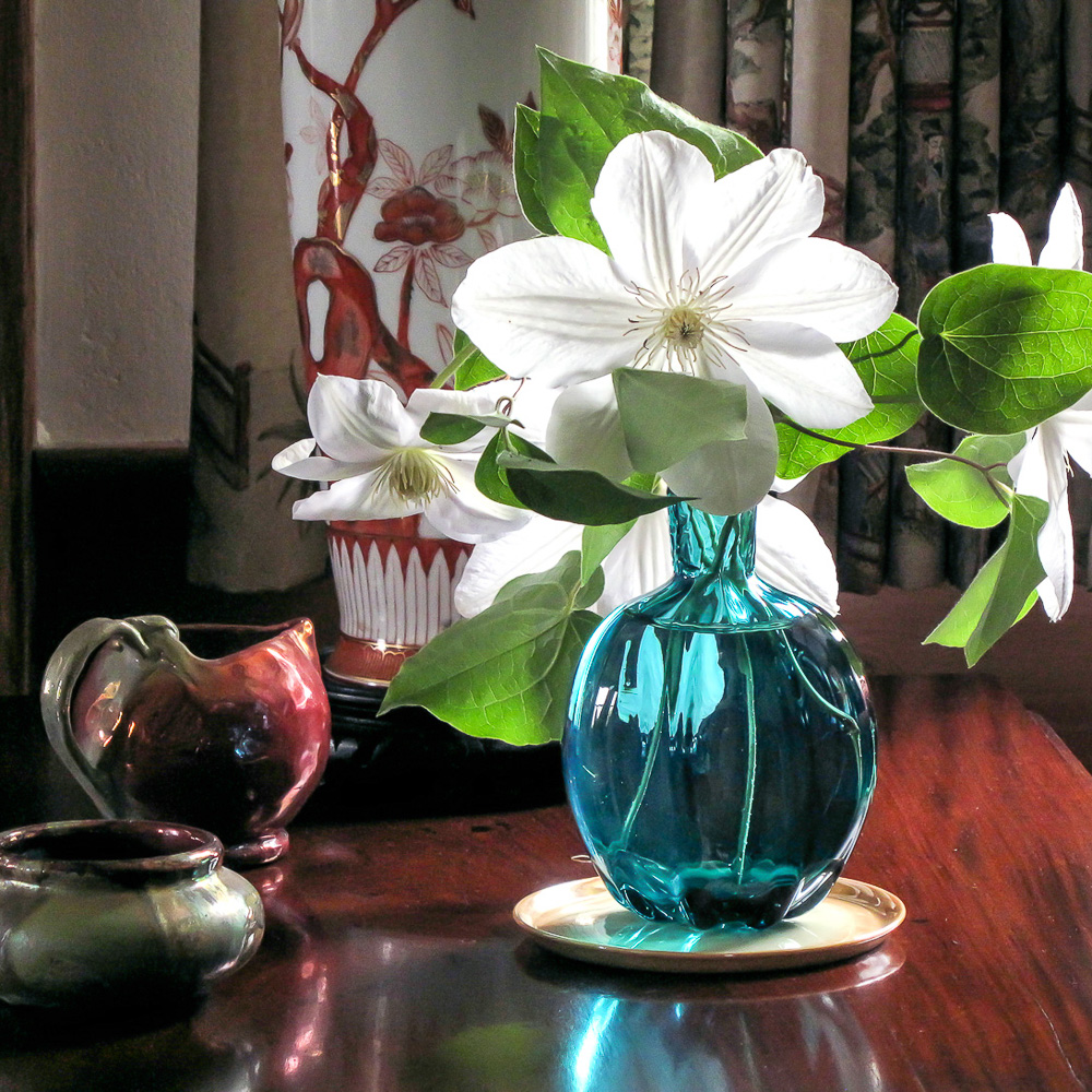 Lighted Vase