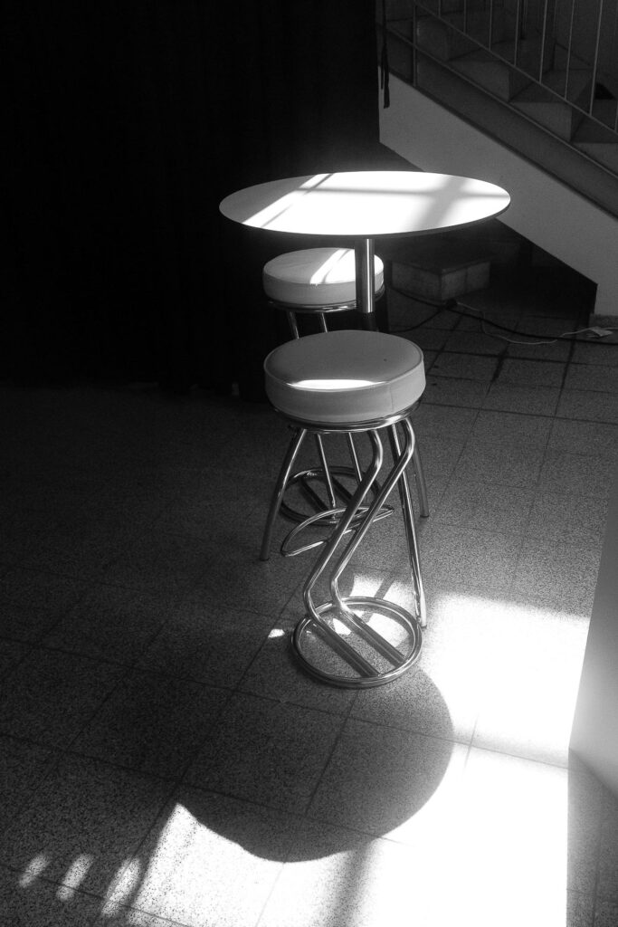 Table Shadows